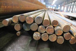 standard rebar coupler raw material