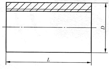 Standard Rebar Coupler Drawing
