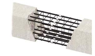 upsetting coupler used in beam